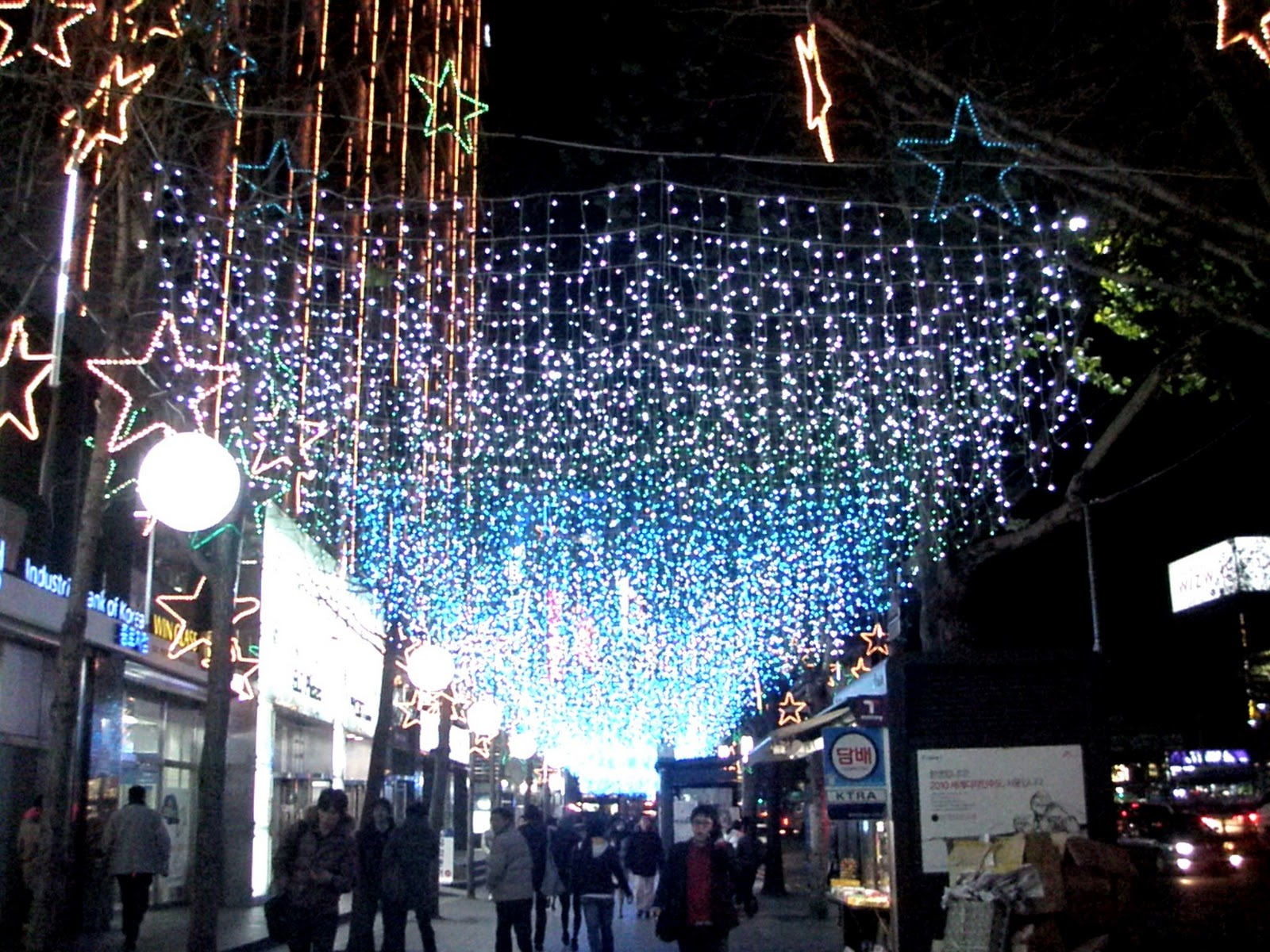 Surviving the Christmas season in Korea without family ...