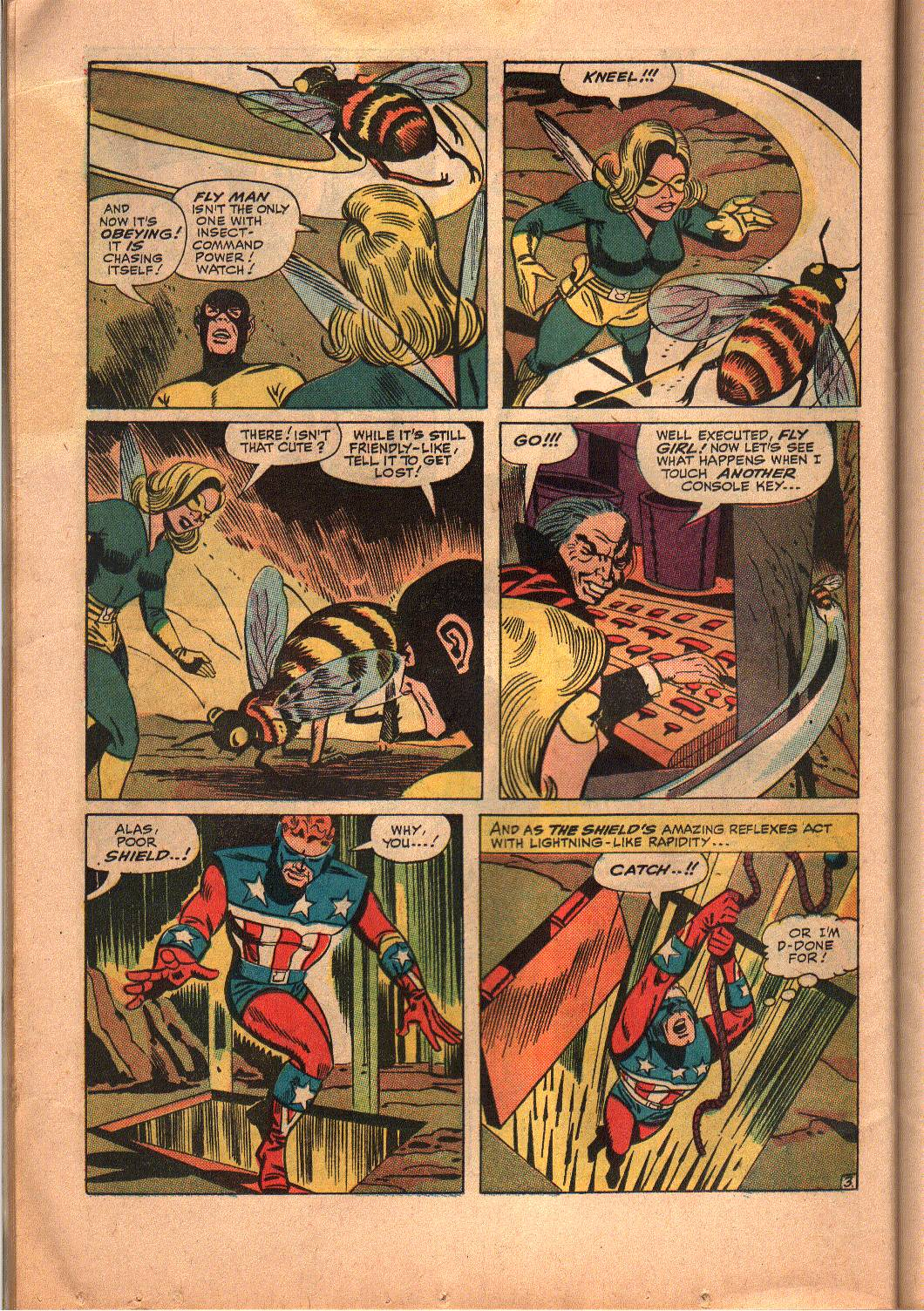 The Mighty Crusaders (1965) Issue #6 #6 - English 18