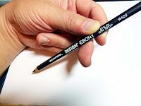 Design ebony pencil
