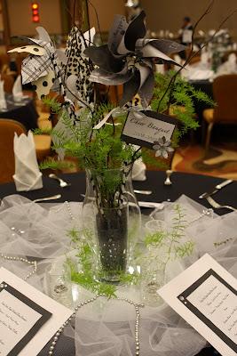 Elements Great Oak High School Cheer Banquet Black And