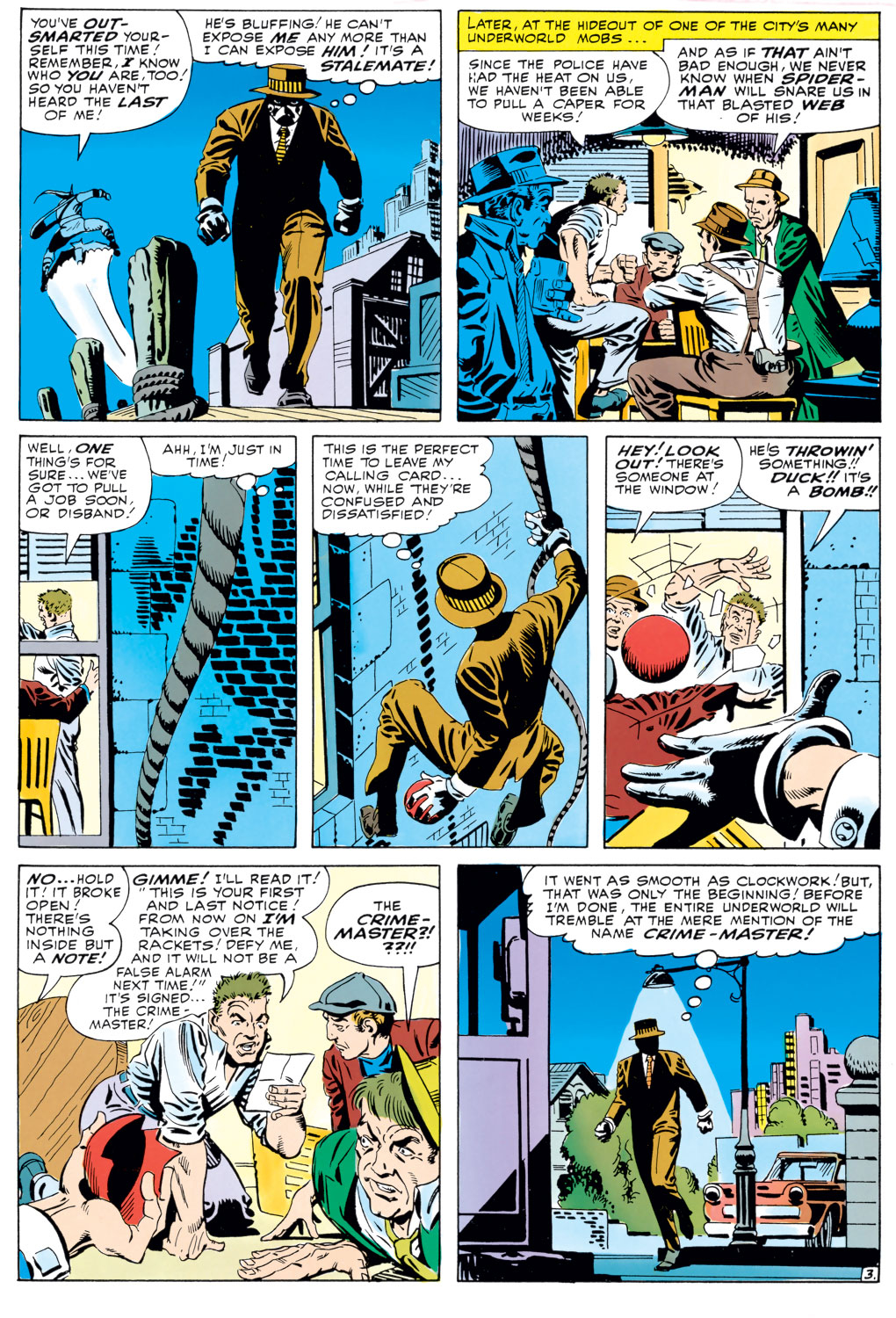 The Amazing Spider-Man (1963) 26 Page 3