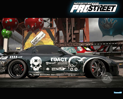 Pro Street Wallpapers