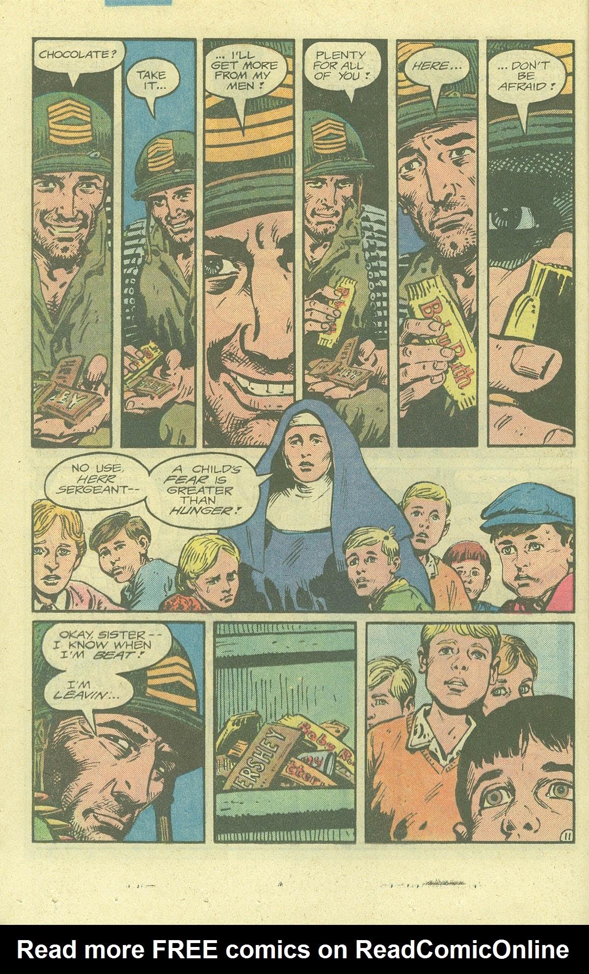 Read online Sgt. Rock comic -  Issue #378 - 15