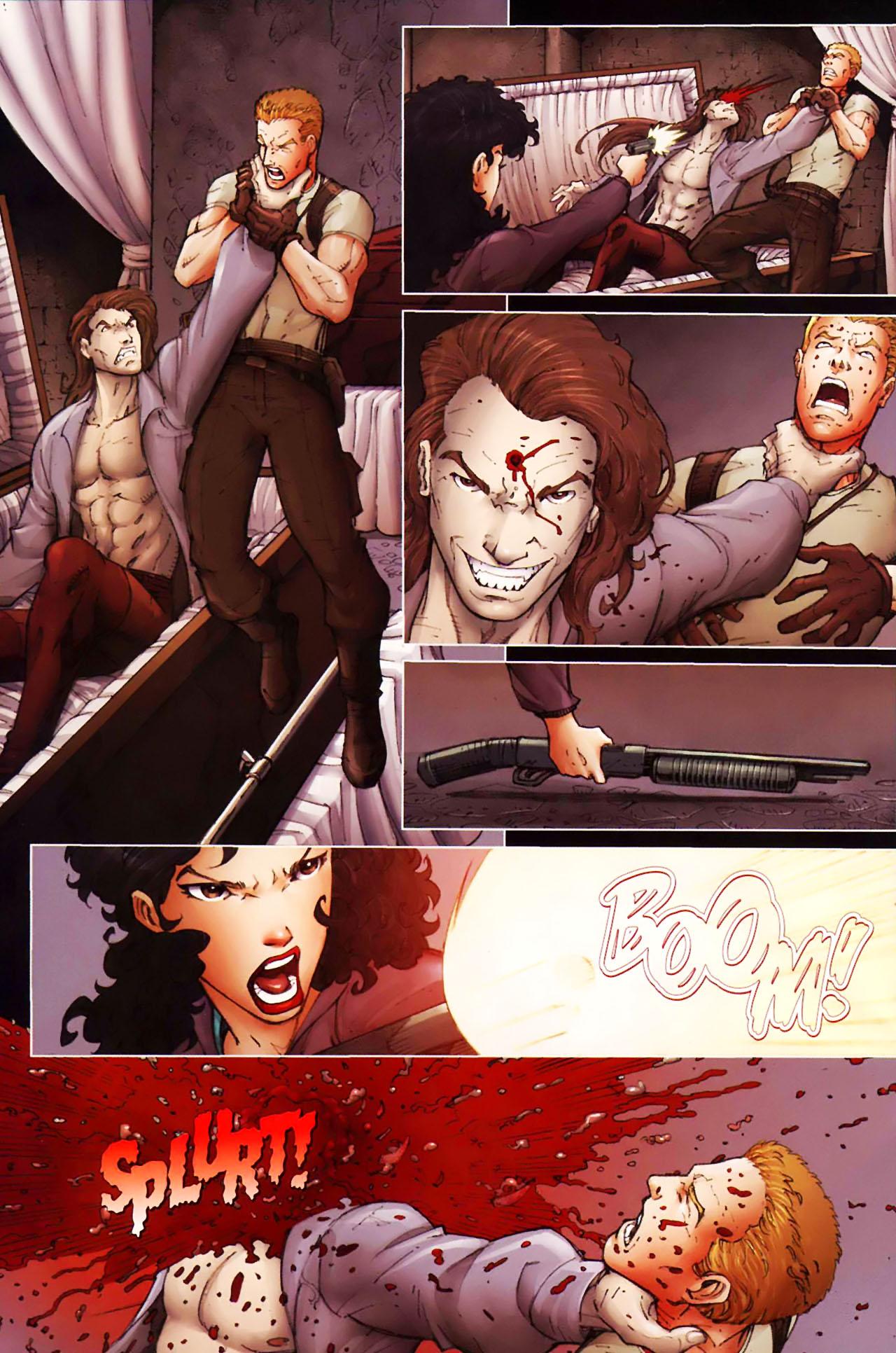 Read online Anita Blake, Vampire Hunter: Guilty Pleasures comic -  Issue #11 - 19