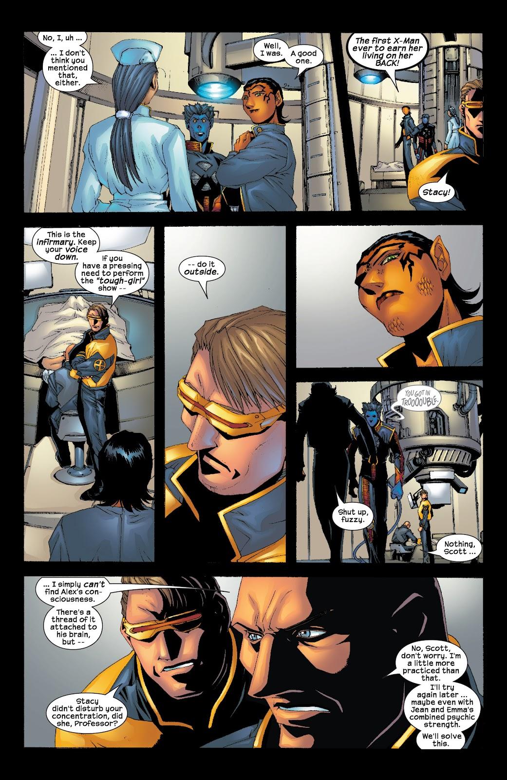 Uncanny X-Men (1963) issue 416 - Page 11