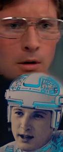 Bruce Boxleitner as Alan Bradley, aka Tron, in Tron Movie