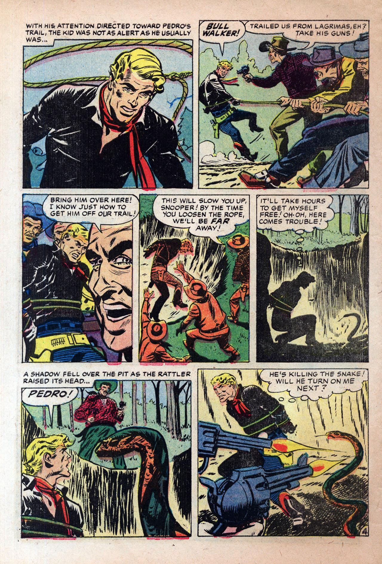 Read online Two-Gun Kid comic -  Issue #30 - 6