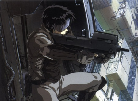 For Reelz Ghost In The Shell 1995