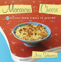 Macaroni & Cheese cookbook prize