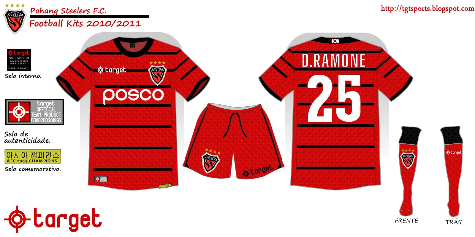 Third - O uniforme foi concebido para ser uma alternativa a home em  partidas internacionais ef290cd5c7fb9