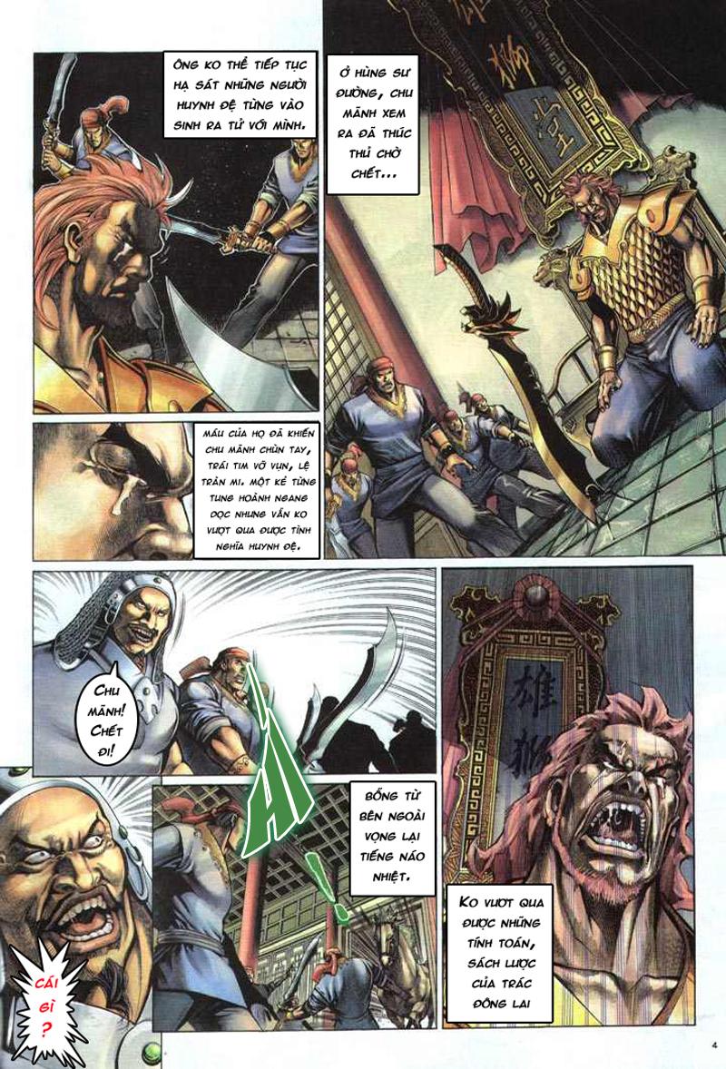 Anh hùng vô lệ chap 5 trang 5