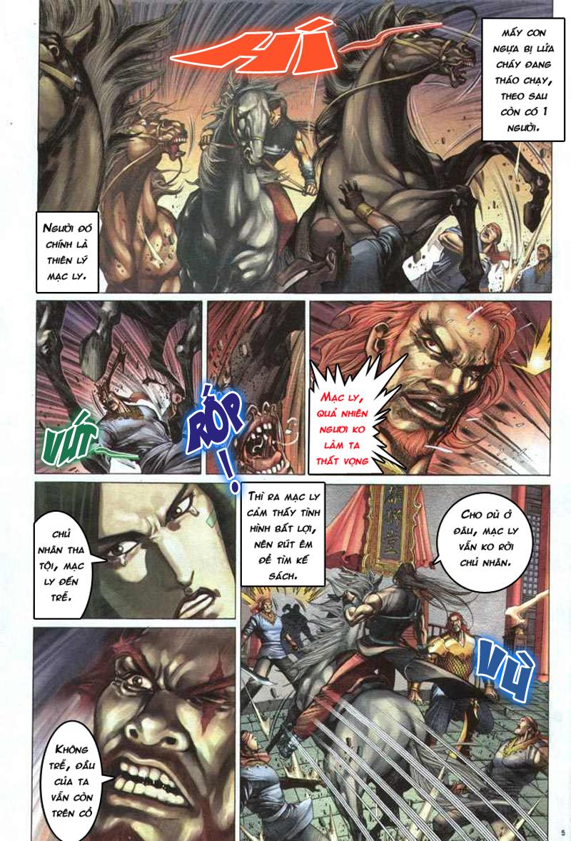 Anh hùng vô lệ chap 5 trang 6