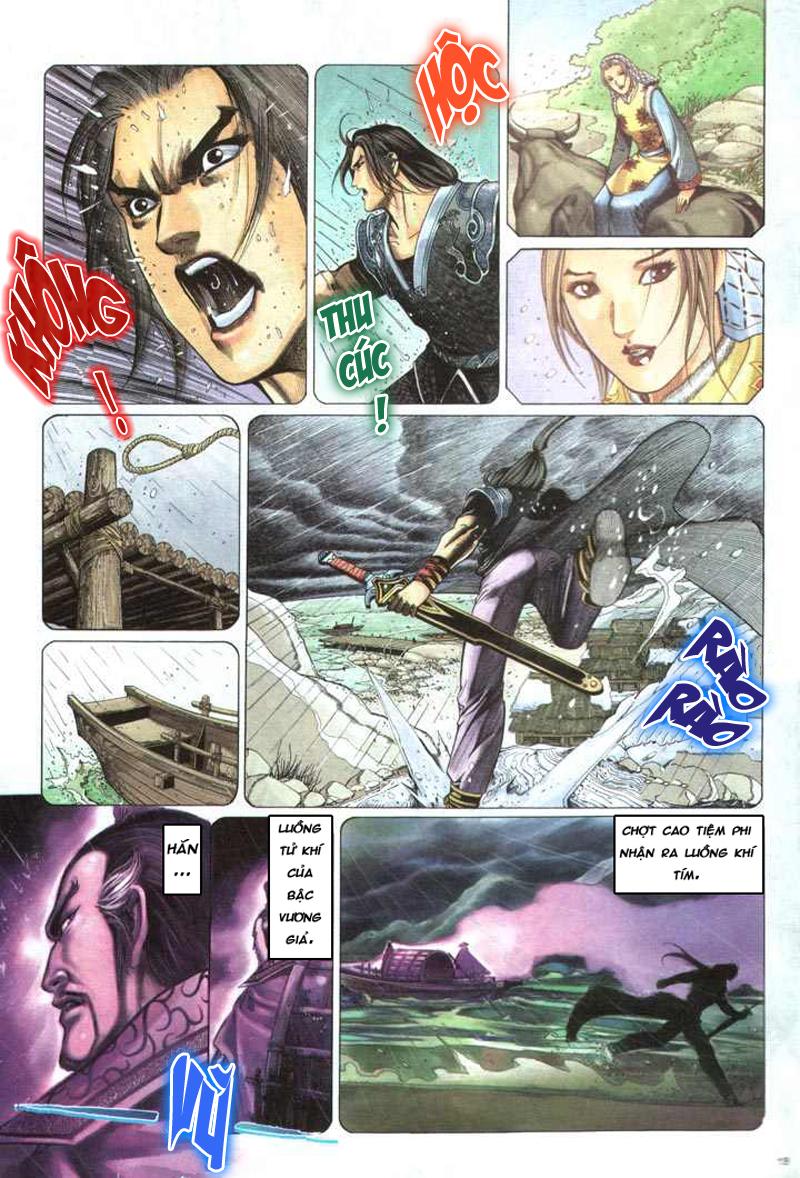 Anh hùng vô lệ chap 5 trang 20