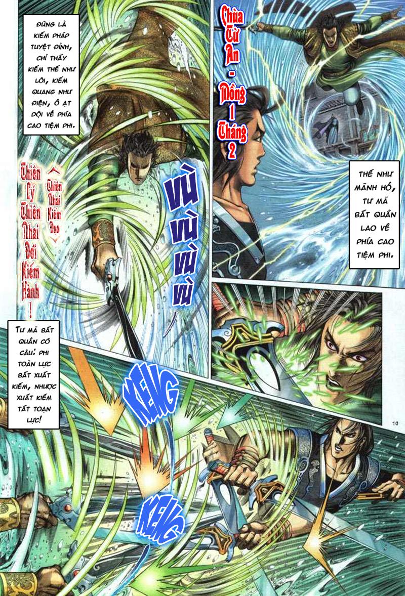 Anh hùng vô lệ chap 5 trang 11