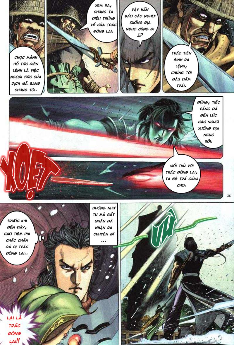 Anh hùng vô lệ chap 5 trang 27
