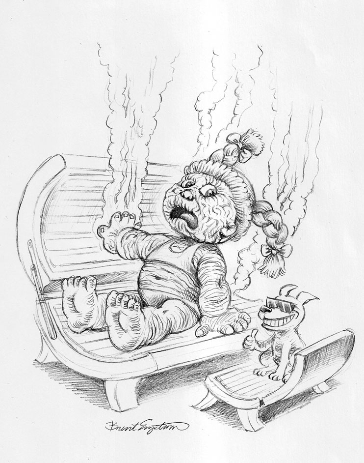 garbage pail kids coloring pages - brent engstrom 39 s blog garbage pail kids flashback 2