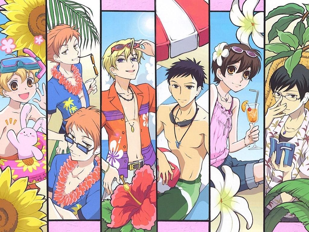 Wallpaper World Ouran High School Host Club Wallpaper