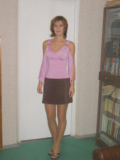 Piece Pantyhose Garment Appeared 79