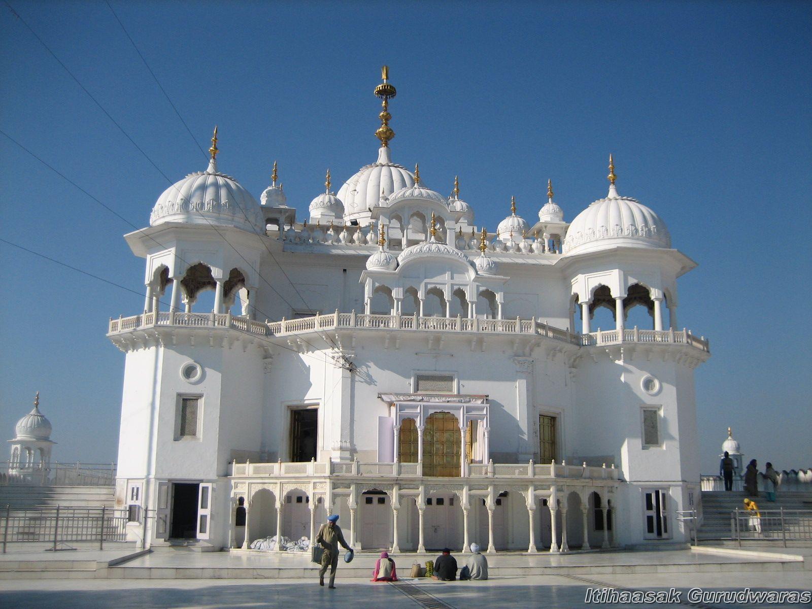 India Photo: Fatehgarh Sahib in Punjab India