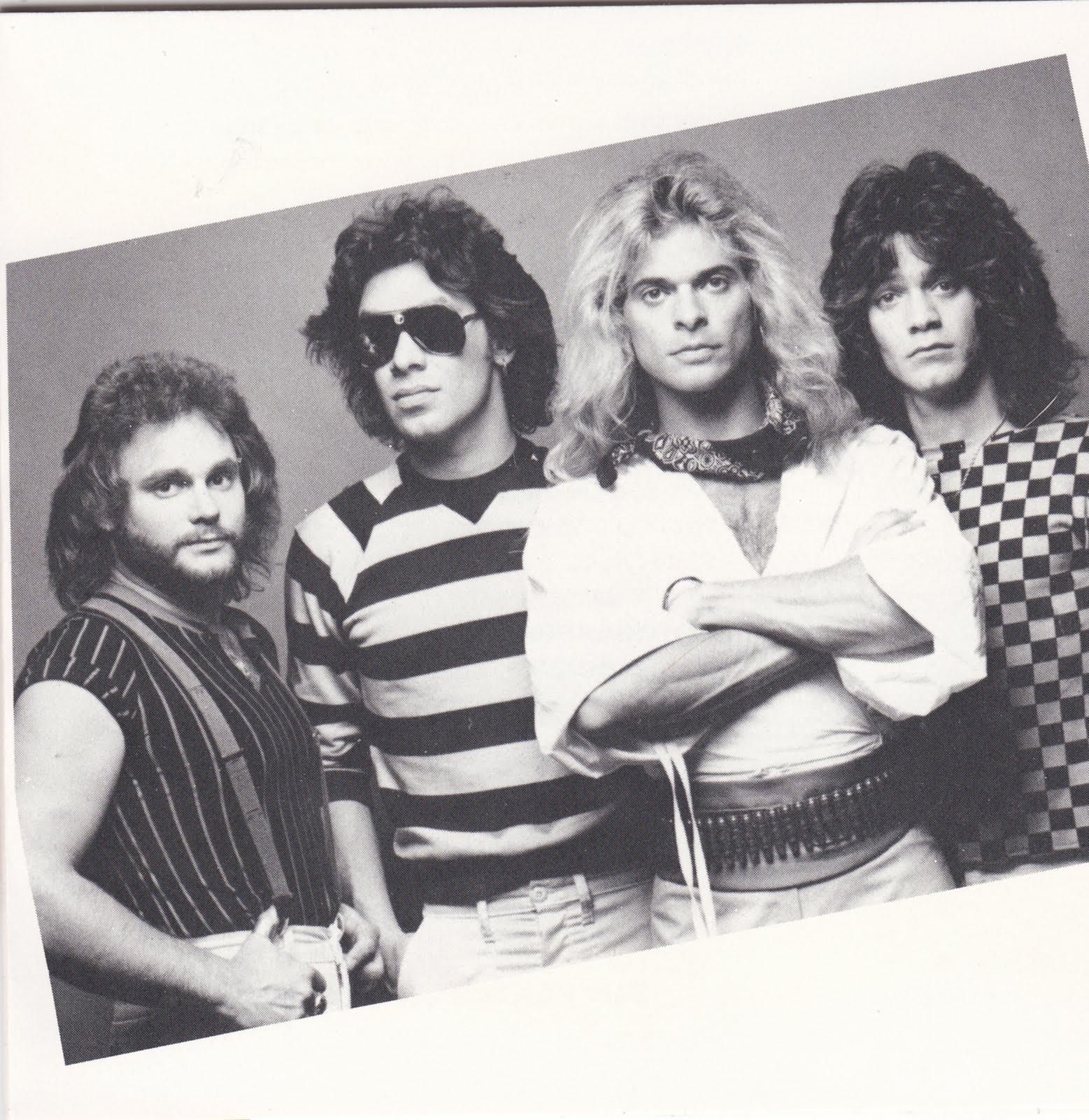 8aa004243f7 Eddie Van Halen  The David Lee Roth EraJas Obrecht Music Archive ...