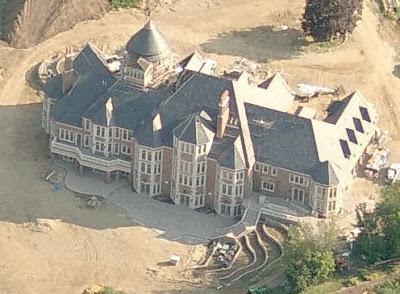 Place De La Musique Barrington Hills Mega Mansion