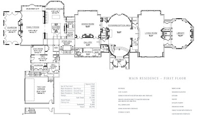 A Look At Lake Carrington S Floorplans Homes Of The Rich