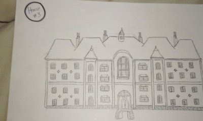 Drawing Houses Amateur Style Homes Of The Rich