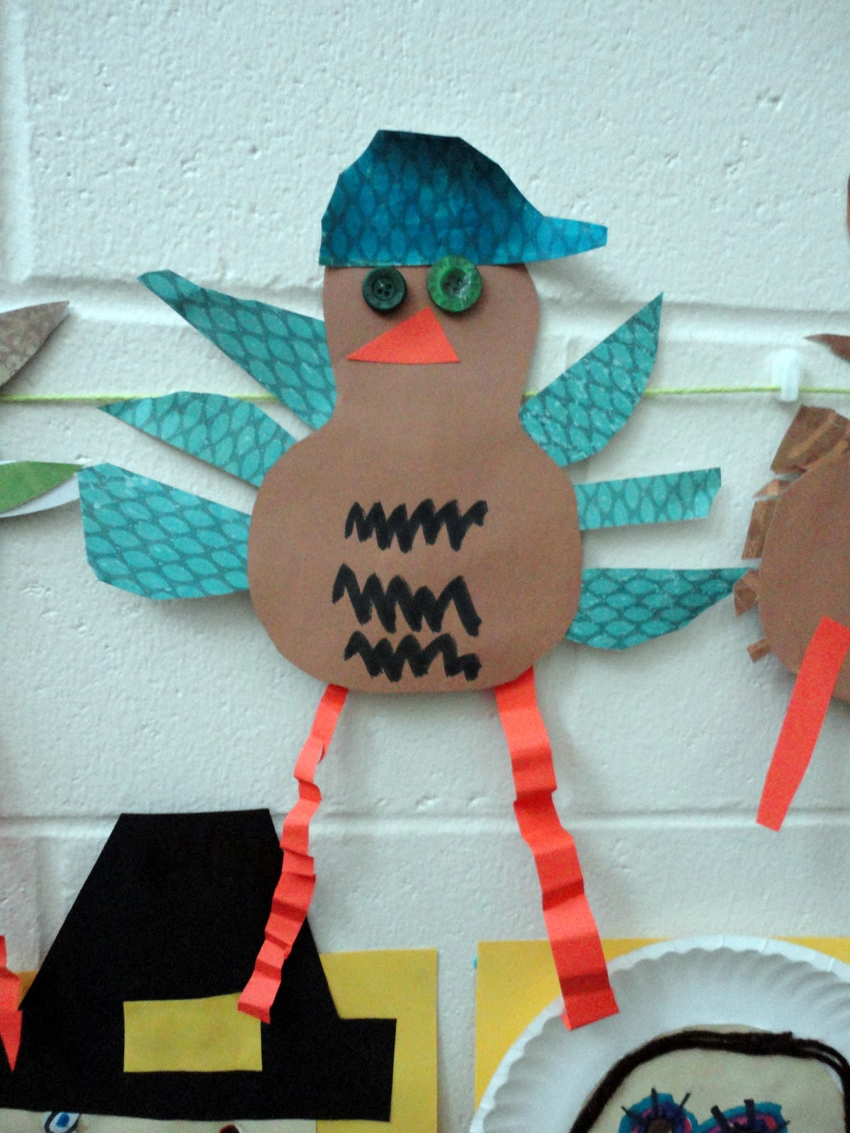 Babbling Abby Thanksgiving Activities For First Grade