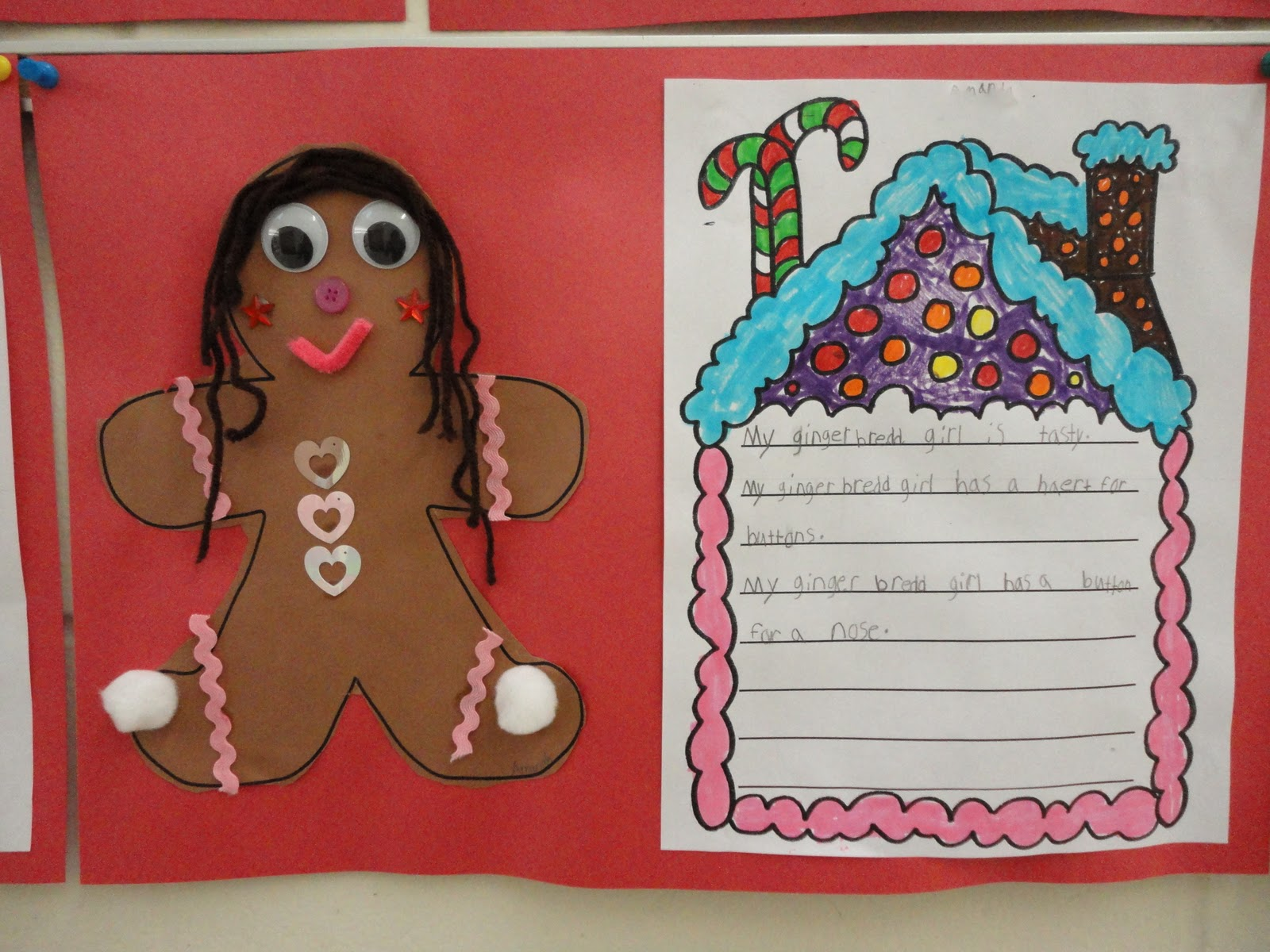 Babbling Abby Gingerbread Unit Activities For First Grade