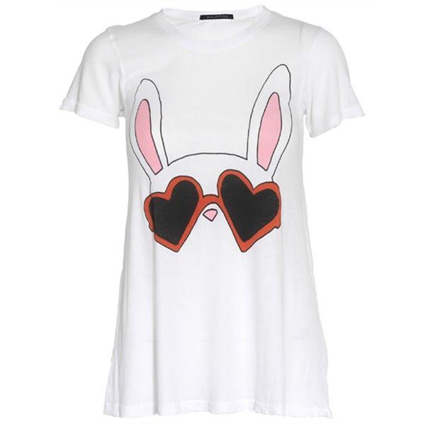 67ee05226083 Wildfox laver nogle sjove t-shirts med cool og anderledes print. Denne er  ingen undtagelse.