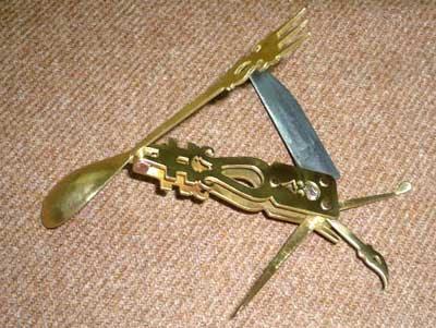 Bottlerocketscience The Roman Army Knife