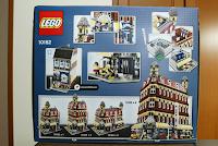 LEGO: 10182 Cafe Corner