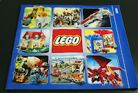 LEGO: 2009年後半カタログ