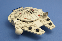 LEGO 4488: Mini Millennium Falcon