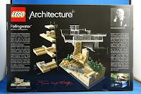 LEGO: 21005 Fallingwater その6