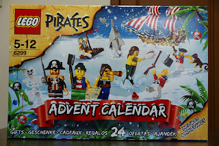 LEGO: 6299 Pirates Advent Calendar 2009