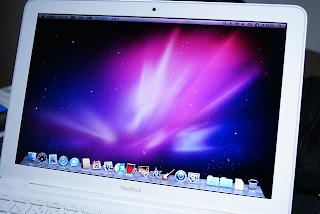 MacBook(13-inch Late 2009) 開封の儀