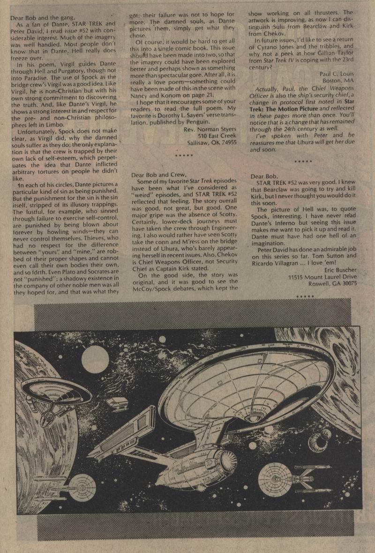 Star Trek (1984) #56 #59 - English 25