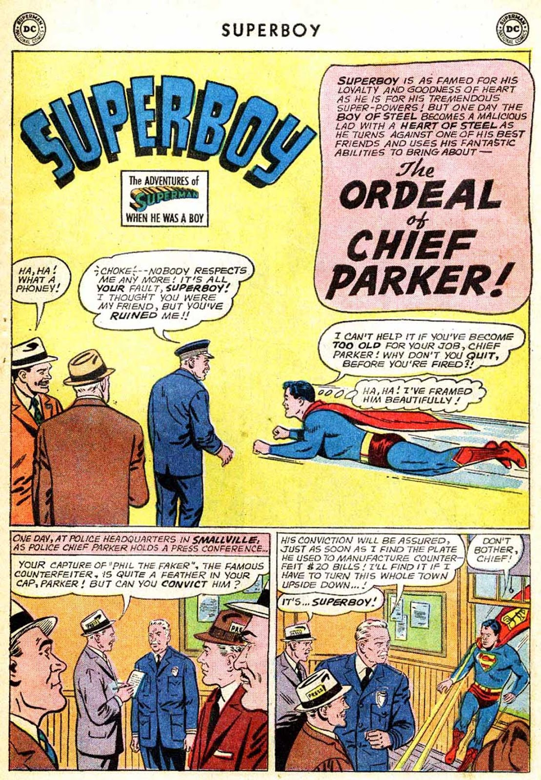 Superboy (1949) issue 116 - Page 18