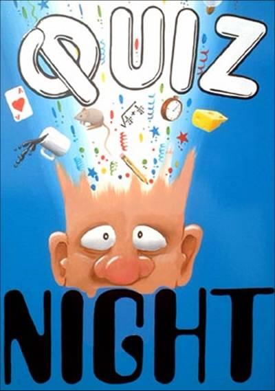 free clip art quiz night - photo #5