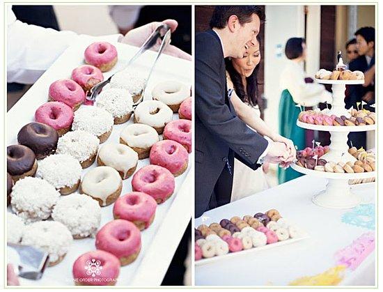 donut_display_wedding_event