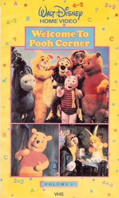 Welcome To Pooh Corner Volume 1