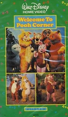 Welcome To Pooh Corner Volume 3