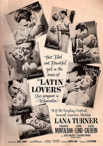 The Latin Lovers 112