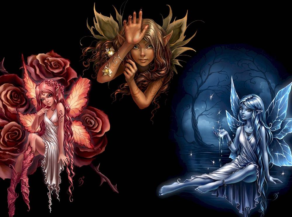 My Personal Blog: Magical Fairies