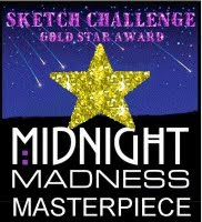 Midnight Madness Gold Star Winner Challenge 11