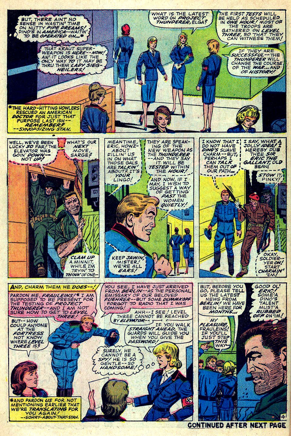 Read online Sgt. Fury comic -  Issue #39 - 6