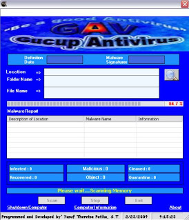 Download GUCUP Antivirus