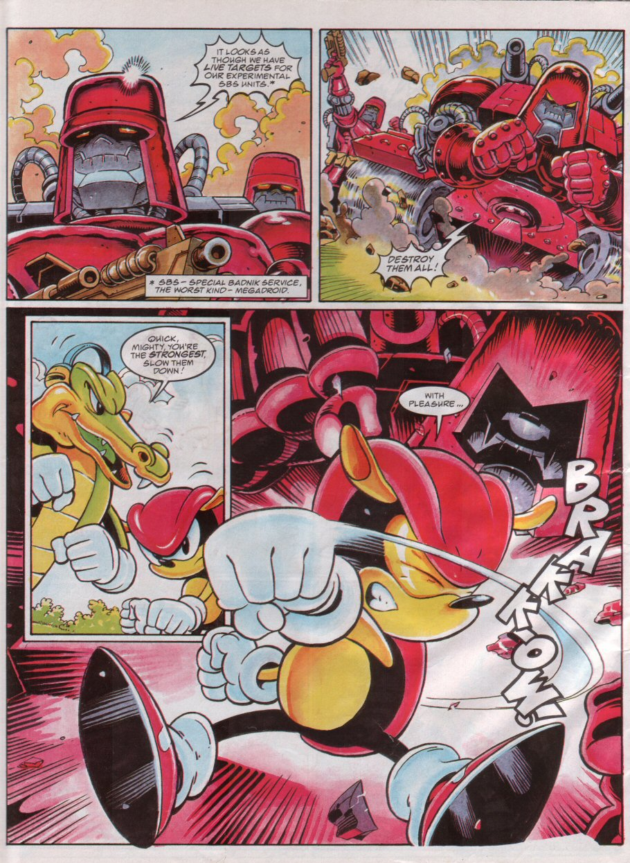 Read online Sonic the Comic comic -  Issue #67 - 6