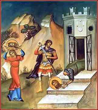 Resultado de imagen para Marcos 6, 14-29